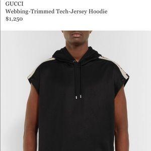 08298b00ac16f6 Men Gucci Hoodie on Poshmark